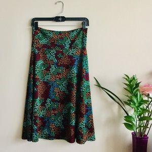 Lula Roe skirt! Size-S